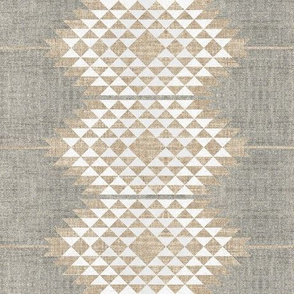 ATIZ DIAMOND LINEN