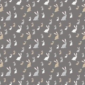 Grey Just Bunnies
