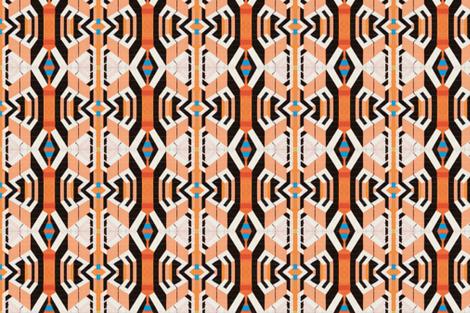 Kajmere120block3d fabric by gmrartstudio on Spoonflower - custom fabric