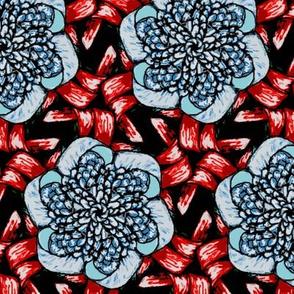 Chrysanthemum Ribbons