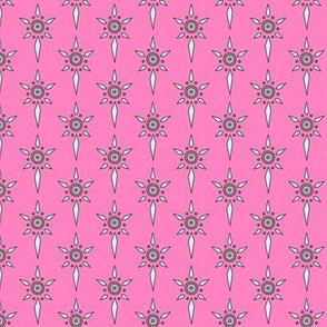 Shield Emblem for Teal & Pink Colorway