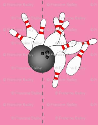 10 Pin PJ's  / Strike