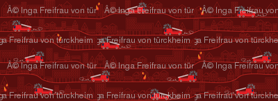 Baby Firetruck red