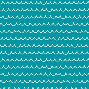 So Wavey - turquoise