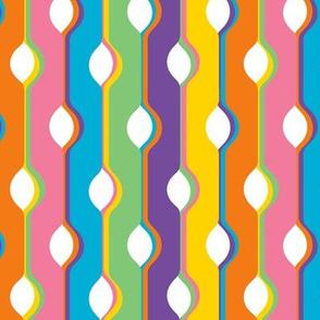1960s Bubble Stripes 3
