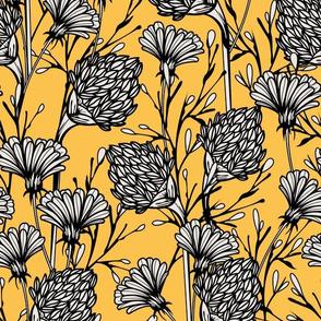 Wildflower - Yellow