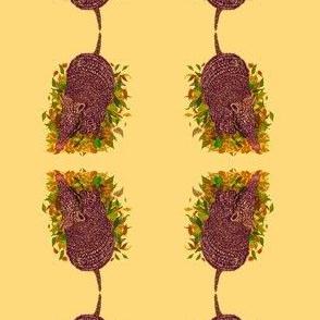 Armadilly-dally -mustard