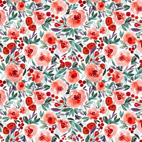 Indy bloom Design Winter berry blossom B