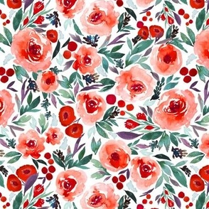 Indy bloom Design Winter berry blossom C