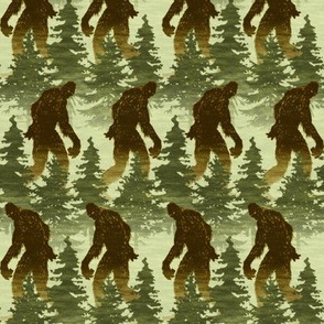Bigfoot - large - forest