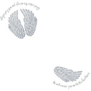 Psalms 91:4 wings