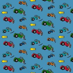 cruisin jeeps- MED7 Sky