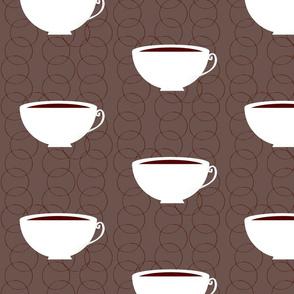 Coffee Rings at the Java Jive