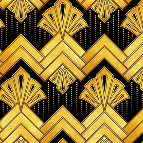 1920_Art Deco Gold