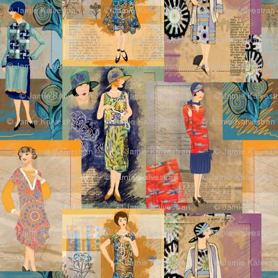 1920's Ladies