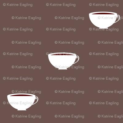 Diagonal Cups in Java