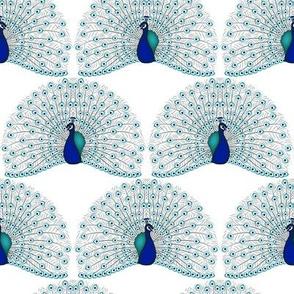 Peacock Menagerie