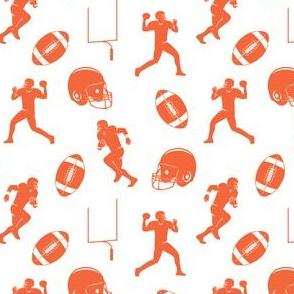 football medley - orange