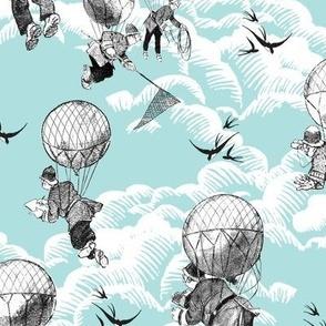 Naturalist Balloon Brigade