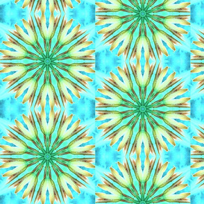1920s - Deco Daylilies