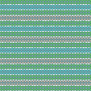 Small ornamental stripes