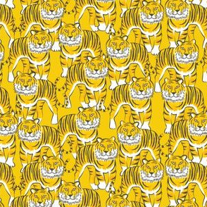 It's just tigers (small scale)