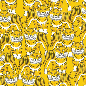 It's just tigers (medium scale)