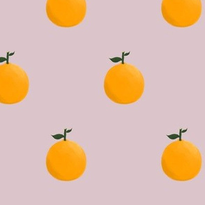 Orange ya glad? - Pink/Purple