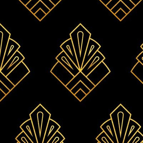Art Deco Diamonds_Lines
