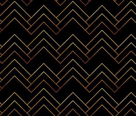 Art-deco-chevron-lines_bg-black_shop_preview