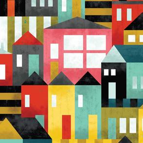 Bau Houses- Upscale