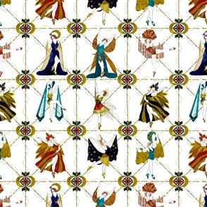 Follies Dancers 1920s