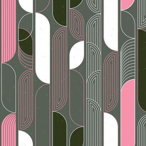Mod Deco Flow M+M Stone by Friztin