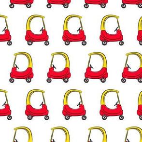 kids toy car  (yellow)