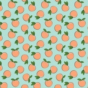 Peach Color Fabric Wallpaper Home Decor Spoonflower