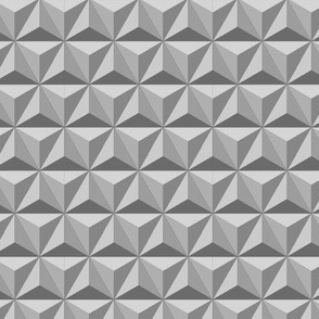 hexadidnt grey  (repeating)