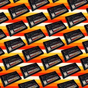 Roland 808 - Stripes