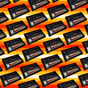 Roland 808 - Stripes 2