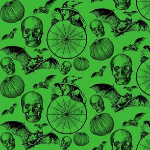 Green Halloween