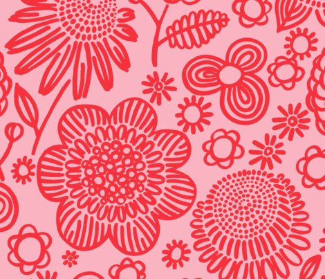 60s_floral_red_on_pink_newest_shop_preview