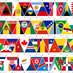 Flags of the World Afghanistan to Ecuador