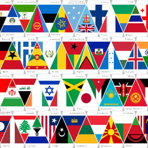 Flags of the World Egypt to Malaysia