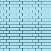 Brick Big Stone & Blizzard Blue