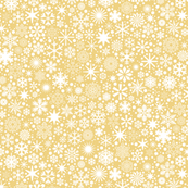 Let It Snow! (Custom Vanilla) || snowflakes ditsy star stars winter Christmas holiday