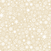 Let It Snow! (Custom Vanilla) || snowflakes ditsy star stars winter Christmas holiday