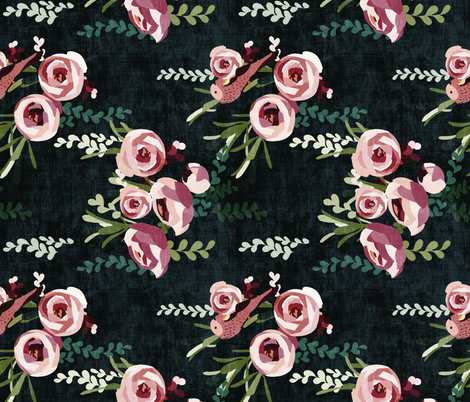 CYPRUS NIGHT LINEN ROTATED fabric by holli_zollinger on Spoonflower - custom fabric