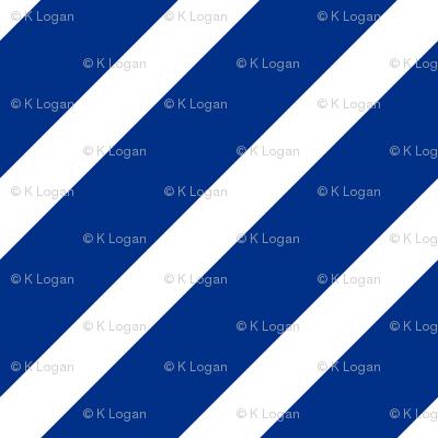 Duke Blue Devils Blue Stripes Stripe