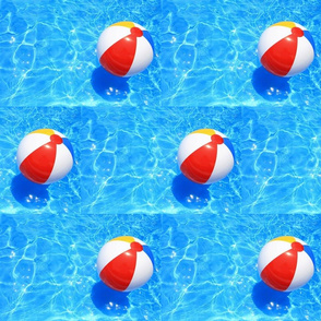 Pool Beach Ball