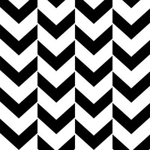 """2"""" Off Set Chevron Pattern 