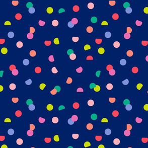 Bright Confetti - Spots